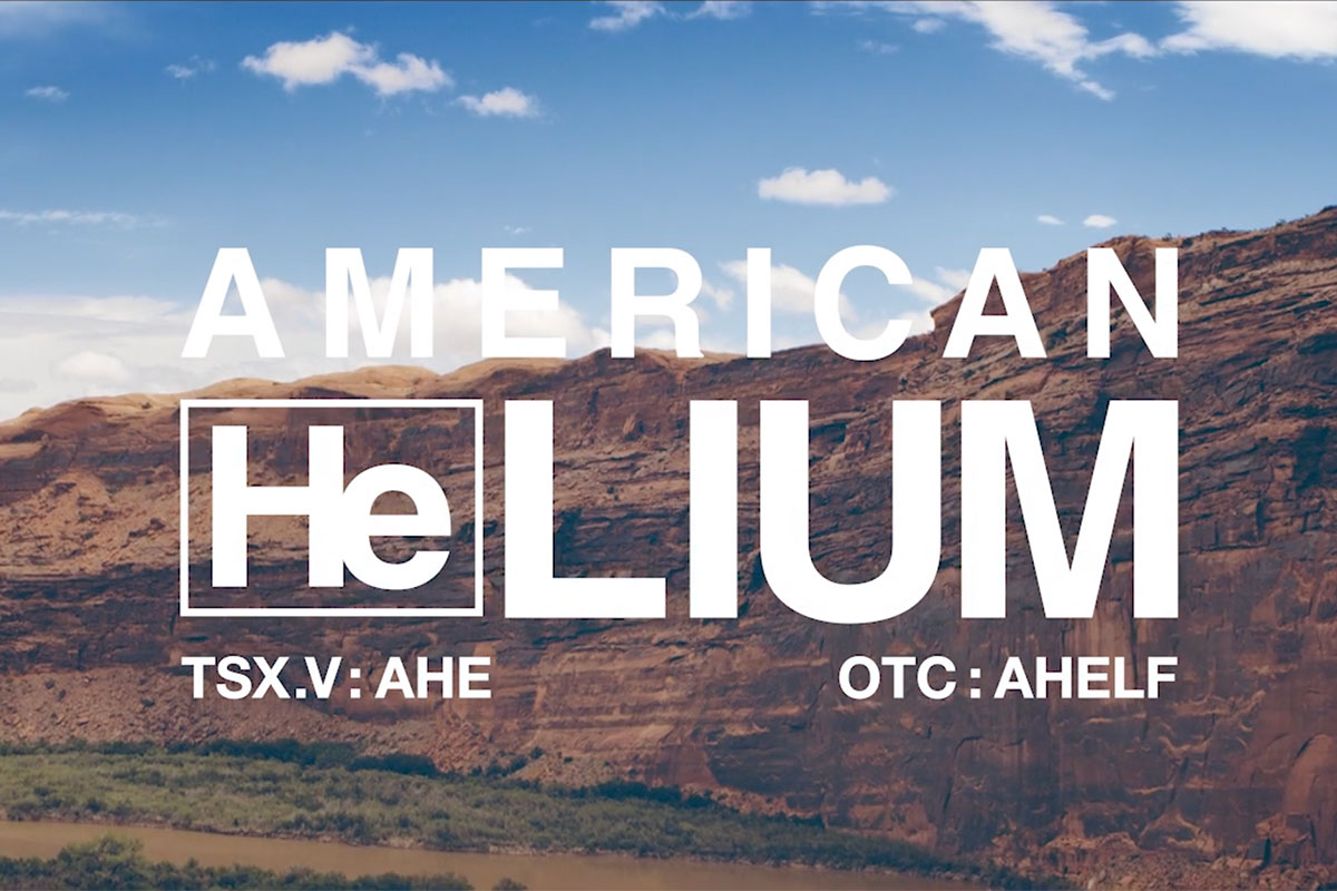 American Helium - Investor Video