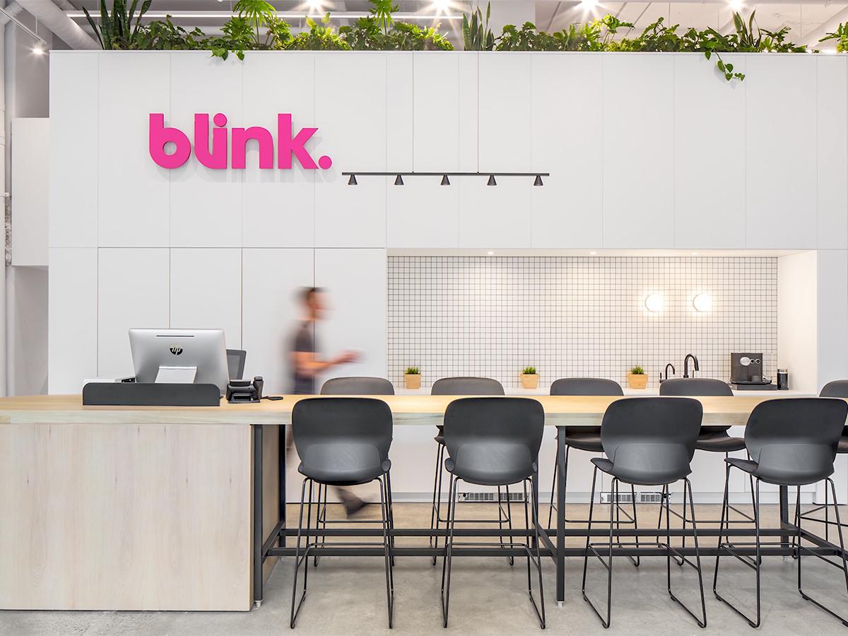 Blink - New Studio Video