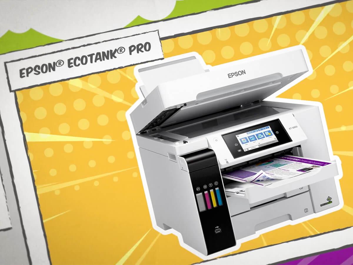 Epson - EcoTank Pro