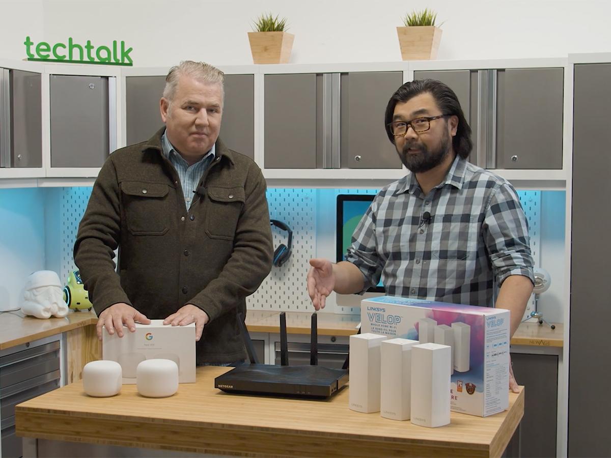 Get Connected Tech Talk - Fix Wifi