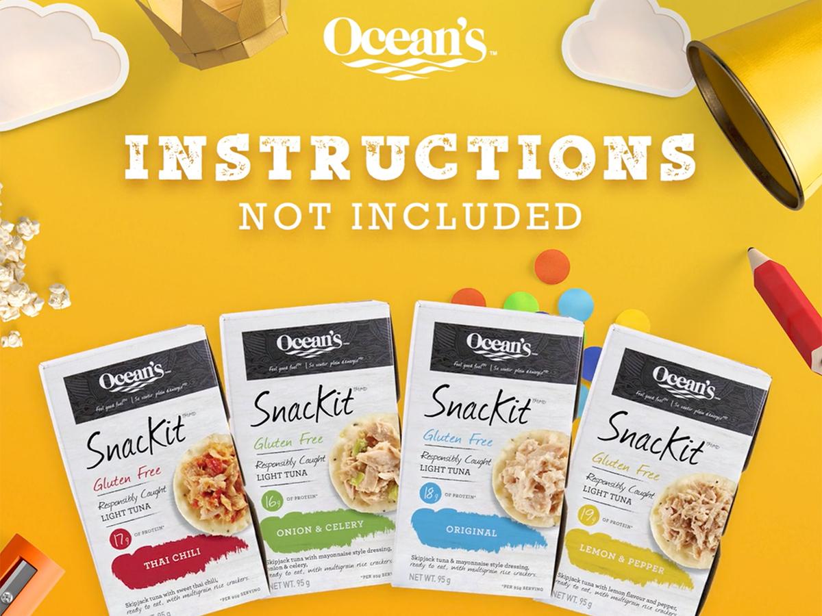 Oceans - SnacKit