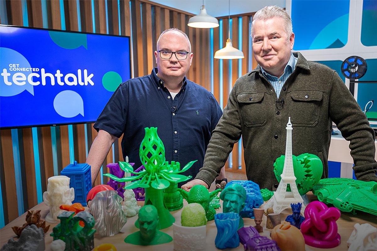 TechTalk - 3D Printing